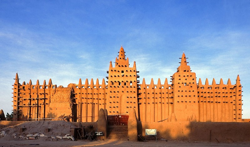 7. Great Mosque Of Djenne, Mali