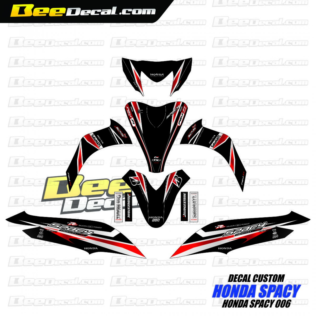 HONDA SPACY 006