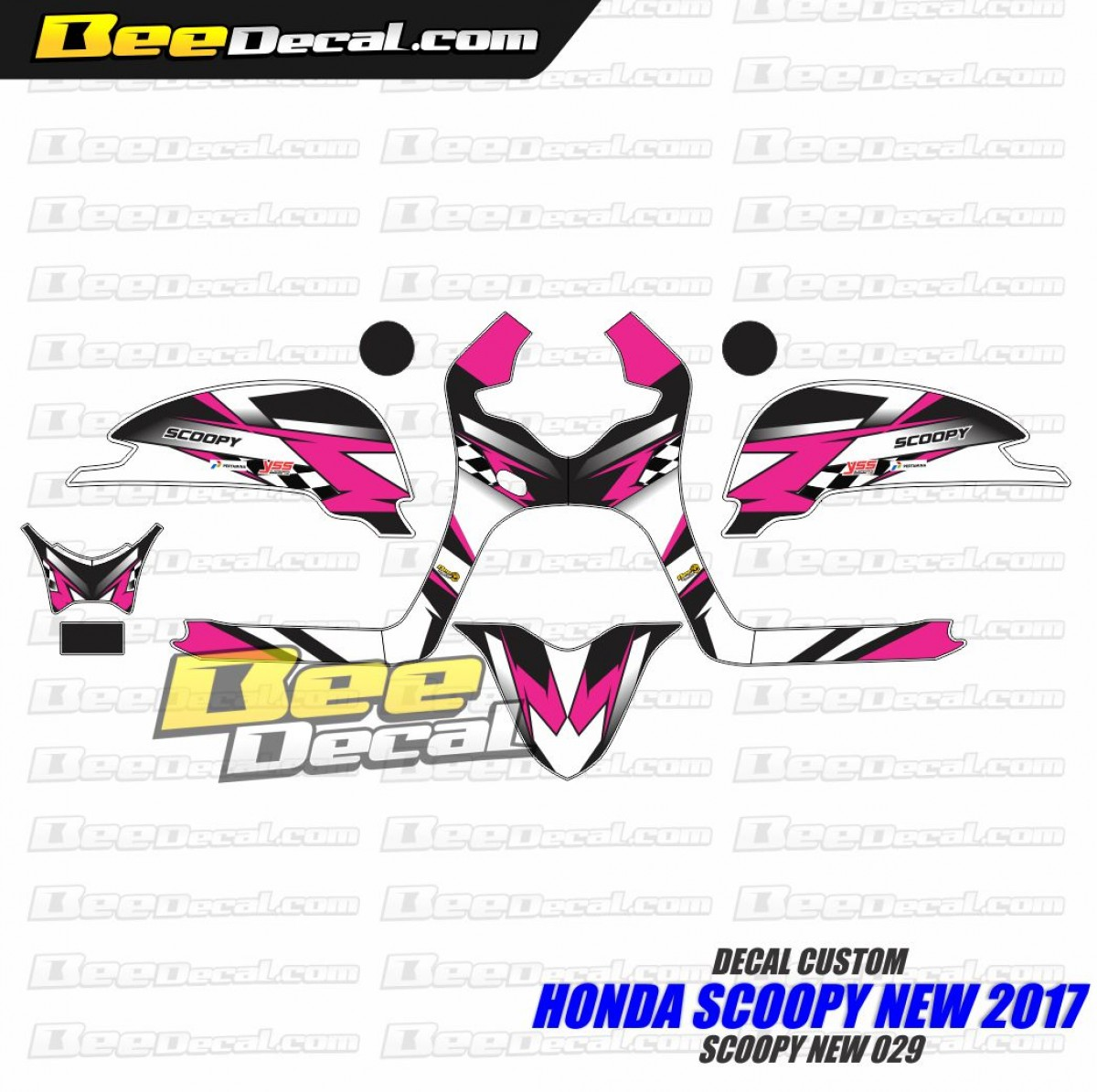 SCOOPY NEW 029